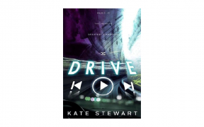 "Okładka książki pt ""Drive"""