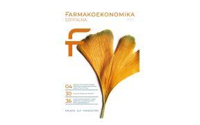 okładka magazyny Farmakoekonoika szpitalna