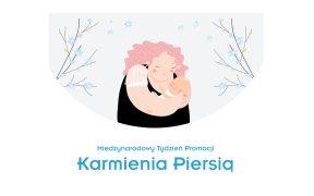 Grafika odżywianie noworodka